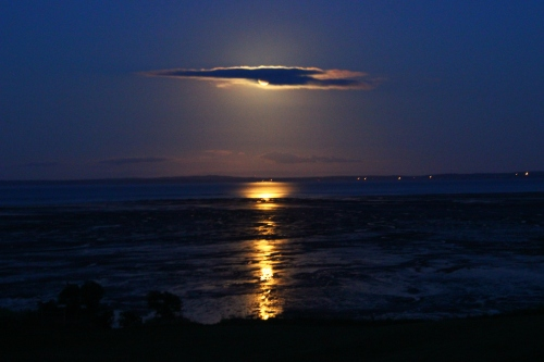 Super Moon - 11 August 2014
