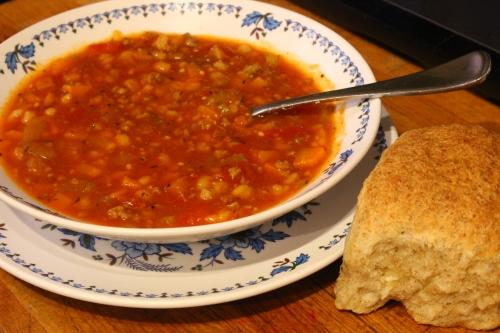 Hamburg Soup